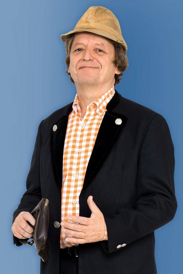 Frank-Markus Barwasser als Erwin Pelzig