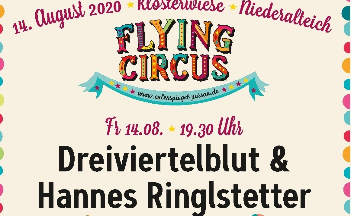 Eulenspiegel Flying Circus